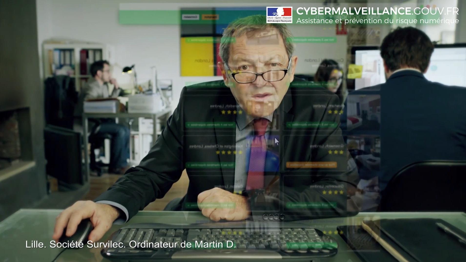 Octobre, Mois européen de la cybersécurité